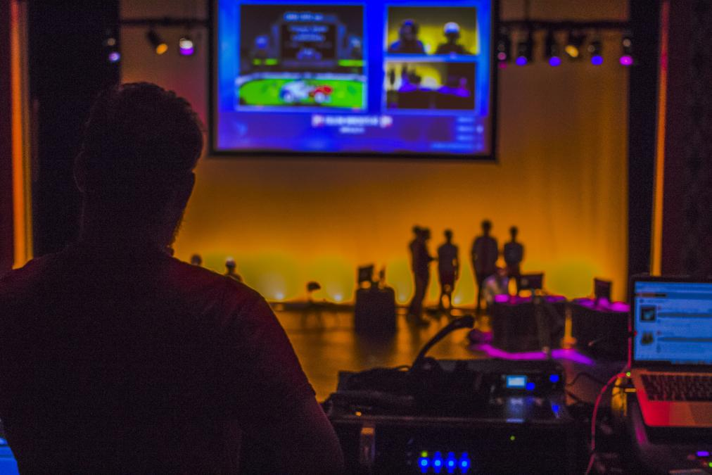 Where education meets esports: organizing the inaugural College Esports Expo